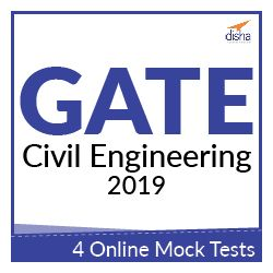 4 Online Mock Tests for GATE Civil Engineering 2019 Exam