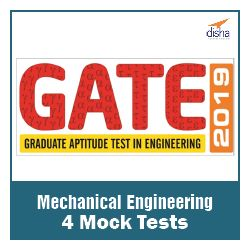 4 Online Mock Tests for GATE Mechanical Engineering 2019 Exam