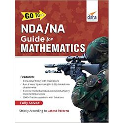 GO TO NDA/ NA Guide for Mathematics