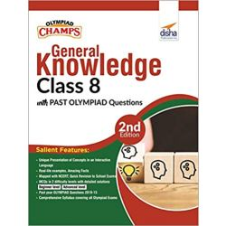 Olympiad Champs General Knowledge Class 8 with Past Olympiad Questions 2nd Edition