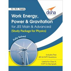 Work Energy, Power & Gravitation for JEE Main & Advanced Books (Study Package for Physics)