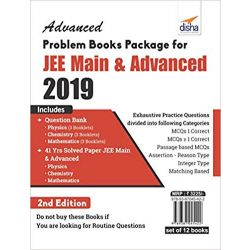 Advanced Problem Books Package for JEE Main & Advanced 2019 - 2nd Edition