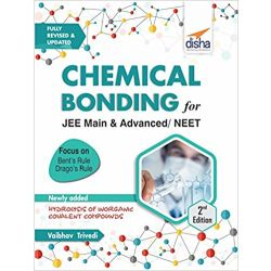 Chemical Bonding for JEE Main & Advanced, NEET 2nd Edition