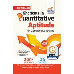 Shortcuts in Quantitative Aptitude for Competitive Exams 2nd Edition eBook