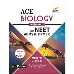 ACE Biology Vol. 1 for NEET, AIIMS & JIPMER (Class 11) 4th Edition