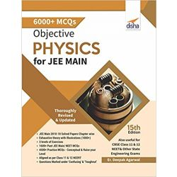 Objective Physics for JEE Main 15th Edition
