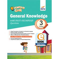 Olympiad Champs GK Class 3 with Past Olympiad Questions ebook