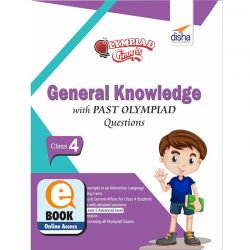 Olympiad Champs General Knowledge Class 4 with Past Olympiad Questions eBook