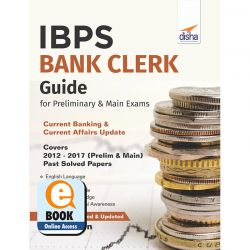 IBPS Bank Clerk Guide for Preliminary & Main Exams 8th Edition eBook
