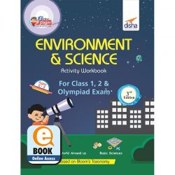 Perfect Genius Environment & Science Activity Workbook for Class 1, 2 & Olympiad Exams 3rd Edition (Ages 6 to 8) eBook