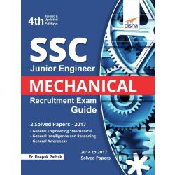 SSC Junior Engineer Mechanical Recruitment Exam Guide 4th Edition