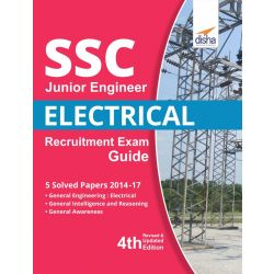 SSC Junior Engineer Electrical Recruitment Exam Guide with 5 Solved Papers 4th Edition