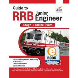 Guide to RRB Junior Engineer Stage 1 Online Exam eBook