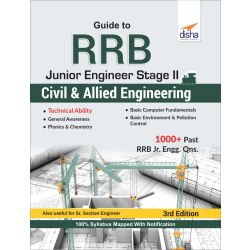 Guide to RRB Junior Engineer Stage II Civil & Allied Engineering 3rd Edition