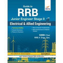 Guide to RRB Junior Engineer Stage II Electrical & Allied Engineering 3rd Edition