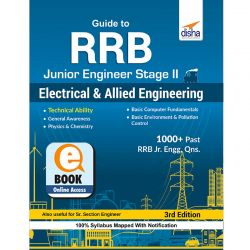 Guide to RRB Junior Engineer Stage II Electrical & Allied Engineering 3rd Edition eBook