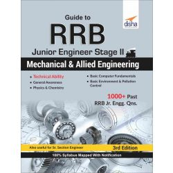 Guide to RRB Junior Engineer Stage II Mechanical & Allied Engineering 3rd Edition