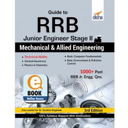 Guide to RRB Junior Engineer Stage II Mechanical & Allied Engineering 3rd Edition eBook