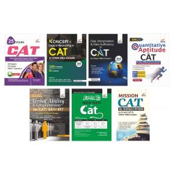 Study Package for CAT & other MBA Entrance Exams with 10 Mock Tests 3rd Edition