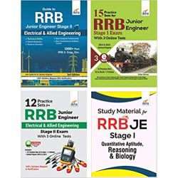 RRB Junior Engineer Study Package for Stage II Electrical & Allied Engineering