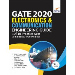 GATE 2020 Electronics & Communication Engineering Masterpiece with 10 Practice Sets (6 in Book + 4 Online) 7th edition