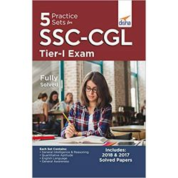 5 Practice Sets for SSC CGL Tier I Exam