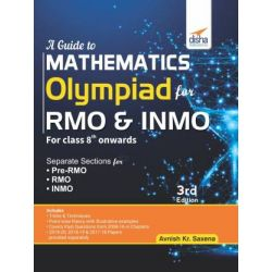 A Guide to Mathematics Olympiad for RMO & INMO 3rd Edition
