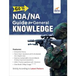 GO TO NDA/ NA Guide for General Knowledge