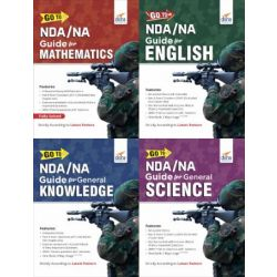 GO TO NDA/ NA Study Package for Mathematics, English, General Knowledge & Science