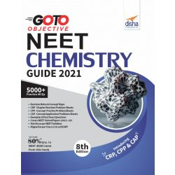 GO TO Objective NEET 2021 Chemistry Guide 8th Edition