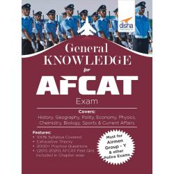 General Knowledge for AFCAT Exam