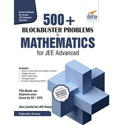 500 Blockbuster Problems in Mathematics for JEE Advanced