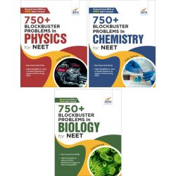 2250+ Blockbuster Problems in Physics, Chemistry & Biology for NEET