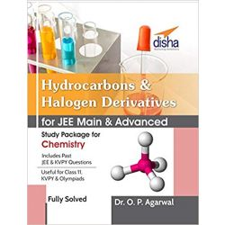 Hydrocarbons & Halogen Derivatives for JEE Main & JEE Advanced (Study Package for Chemistry)