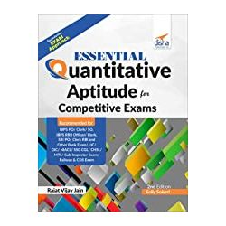 Essential Quantitative Aptitude for Competitive Exams - 2nd Edition