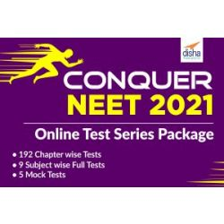 Conquer NEET 2021 Online Mock Test Series Package