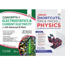 Concepts in Electricity with Shortcuts Problem Solving Techniques in Physics for JEE Main & Advanced