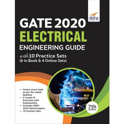 GATE 2020 Electrical Engineering Masterpiece with 10 Practice Sets (6 in Book + 4 Online) 7th edition