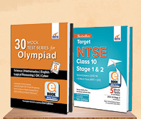 olympiad, foundation, ntse ebooks/ pdf