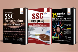 ssc books